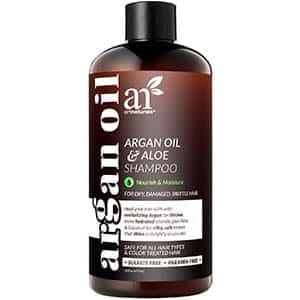 ArtNaturals Argan Oil & Vitamin Shampoo