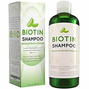 HONEYDEW Biotin Shampoo Advenced Keratin Complex