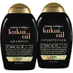 OGX Organix Hydrat Defrizz Shampoo and Conditioner Set