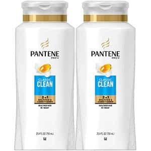 Pantene Pro-V Classic Clean Shampoo and Conditioner 2 in 1