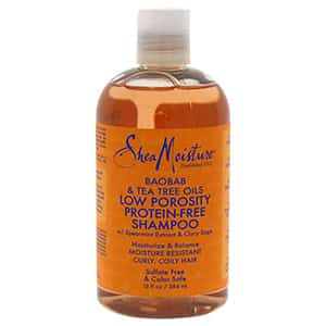 Shea Moisture Baobab & Tea Tree Oils